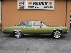 1974 Plymouth Gran Fury Brougham For Sale
