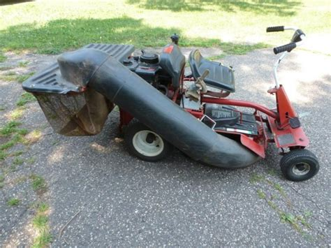 snapper 28 quot lawn mower with bagger tecumseh formula xl c 8 0hp engine 28084
