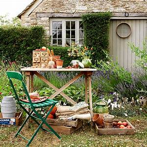 Vintage garden: 7 DIY vintage garden projects for Bank