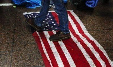 sc teacher put  leave  stomping  american flag