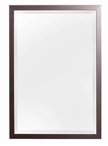 Große Spiegel Mit Rahmen : spiegel mit rahmen in edelstahlfarbe ~ Michelbontemps.com Haus und Dekorationen
