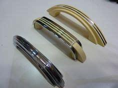 deco kitchen cabinet handles vintage nos deco 50 s chrome ribbed lines drawer 7507