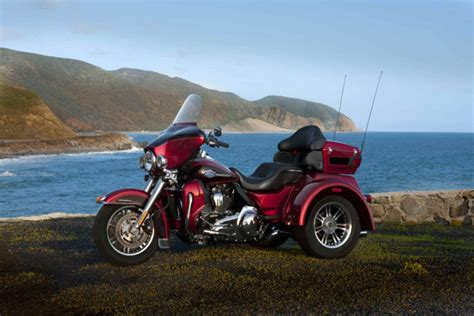 Trikes! Three-wheeled Motorcycles Are On The Rise As