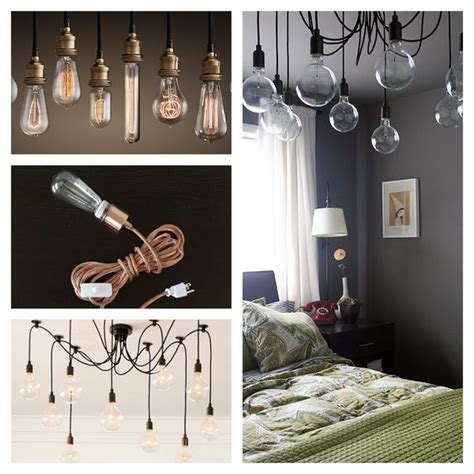 knock options for pottery barn edison chandelier