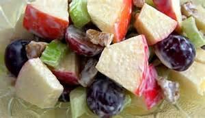 Waldorf Fruit Salad Recipe