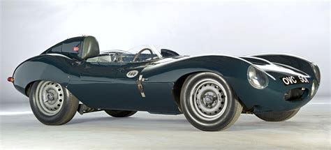 Jaguar D-type 60th Anniversary Celebration Includes