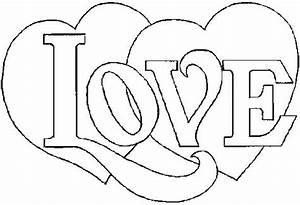 Dessin Saint Valentin : saint valentin coloriage rose saint saint rose dessin ~ Melissatoandfro.com Idées de Décoration