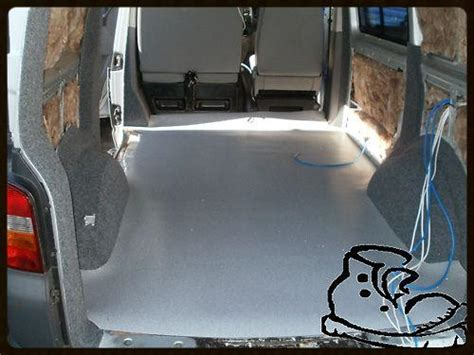 Altro Contrax Rear cut floor to fit VW T5 T6 SWB