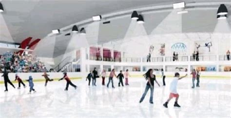 durban ice rink set  multimillion rand revamp
