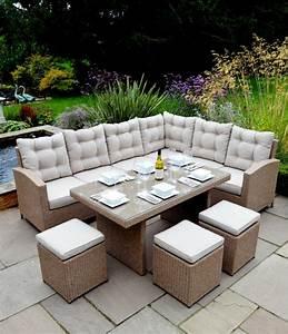 Garten Ecksofa : 35 rattan sofa garten rattan sofas sind perfekt f r ihre ~ Pilothousefishingboats.com Haus und Dekorationen