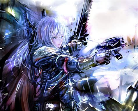Anime Digital Wallpaper - digital gun anime adepta sororitas wallpapers hd