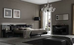 Bedroom decorating ideas from evinco for Modern bedroom decoration