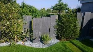Grüner Sichtschutz Garten : gartengestaltung sichtschutz haloring ~ Markanthonyermac.com Haus und Dekorationen