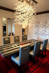 le lustre deco 20 idees de deco elegante With lustre moderne salle a manger