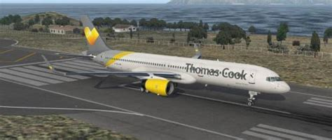 Thomas Cook Livery for Boeing 757-200 v2 Flight Factor ...