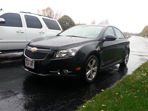 Rental Review 2013 Chevrolet Cruze Ltrs  The Truth