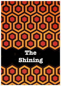 The Shining Minimalist Movie Poster by CarlitoJay on ...