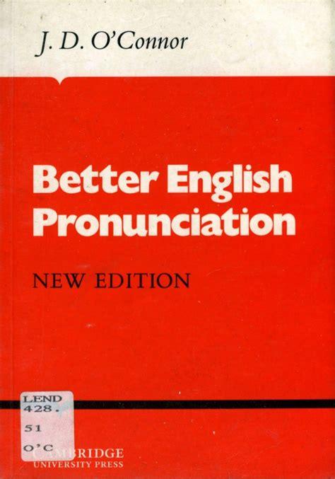 Better English Pronunciation Pdf+ Audio