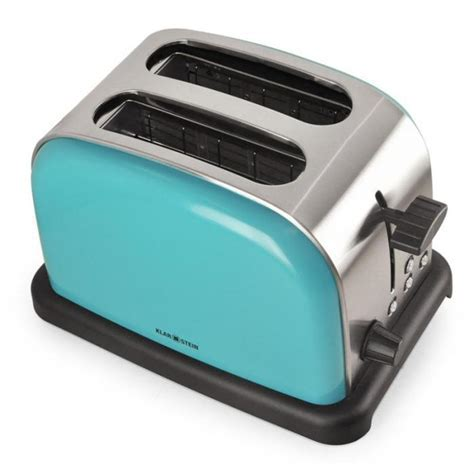 BT 318 T Stainless Steel 2 Slice Toaster   Turquois