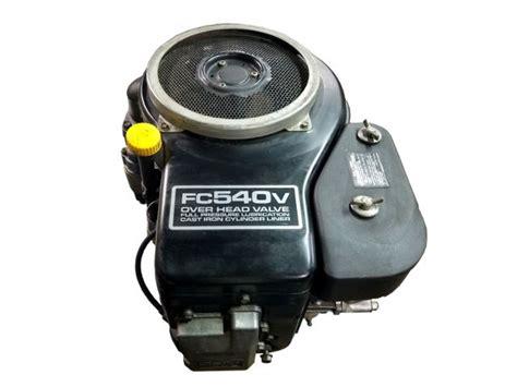 Kawasaki Fc540v Parts by Kawasaki Fc540v 17 0 Hp Small Vertical Engine Review