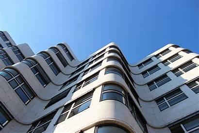 Architecture 20th Century Berlin Shell Bauhaus Futurism