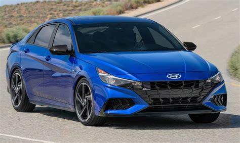 Hyundai Elantra Gets The Sporty N Line Treatment - Automacha