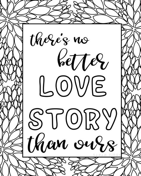Coloring Quotes Free by Coloring Sheets Free Coloring Pages For You