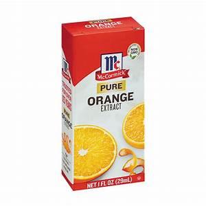 Mccormick U00ae Pure Orange Extract Reviews 2020