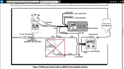 Msd Start Step Retard Box Need Help Unlawfl Race