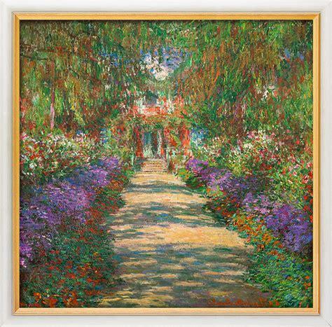Giverny Monet Garten by Claude Monet Bild Quot Garten In Giverny Quot 1902 Gerahmt
