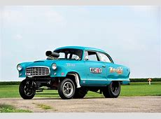 The Wildest 1955 Nash You've Ever Seen — Gasser Style