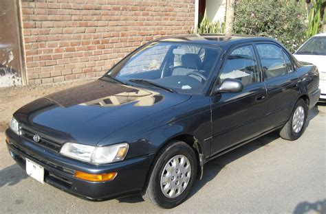 Toyota Corolla 1993 by 1993 Toyota Corolla Photos Informations Articles