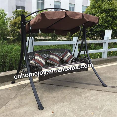 wrought iron porch swing quality garden wrought iron swing chair outdoor patio 1667