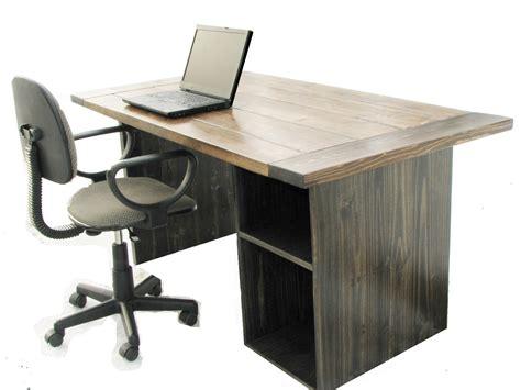 bureau desk rustic office desk home design inspiration decor