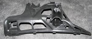 5k0807723a  15 Left From Bumper Support Bracket Golf