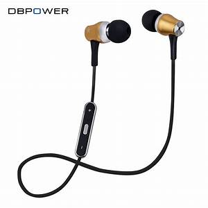 Dbpower Wireless Bluetooth 4 1 Earbuds Earphones Headphone