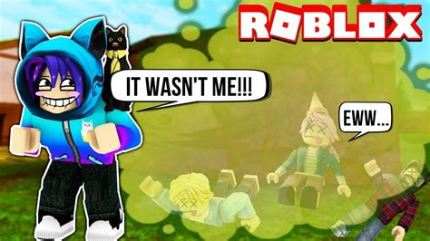 roblox fart attack farted smelliest died everyone