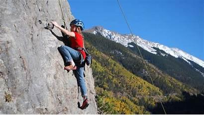 Climb Climbing Mountain Rock Taos Mexico Adventures