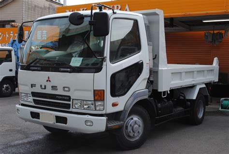 mitsubishi truck 2004 mitsubishi fuso fighter truck 2004 used for sale