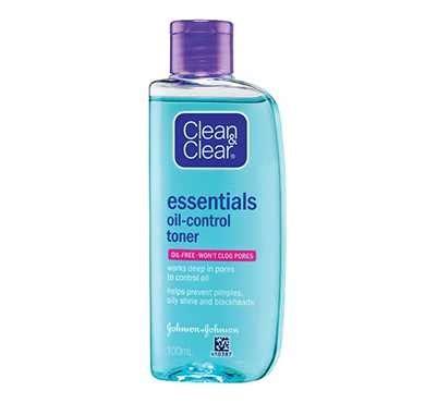 Harga Clean Clear Essentials clean clear 174 essentials toner clean
