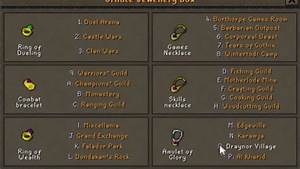 Osrs Jewelry Guide
