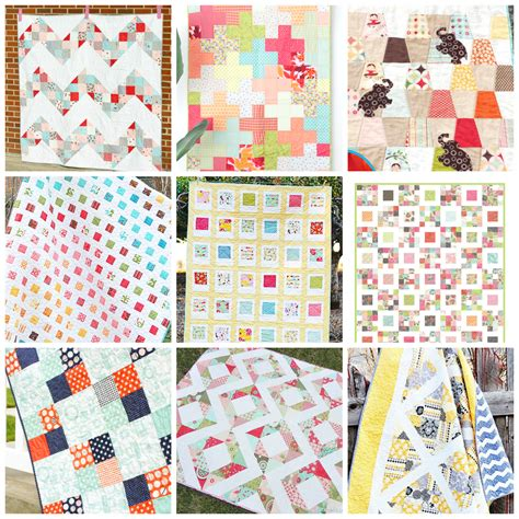 free quilting patterns free charm pack quilt patterns u create