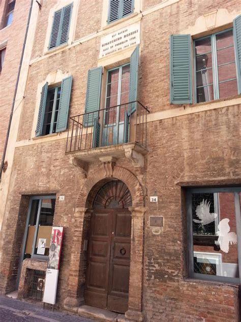 Casa Natale by Bonus Casa Natale Di G Rossini Pesaro