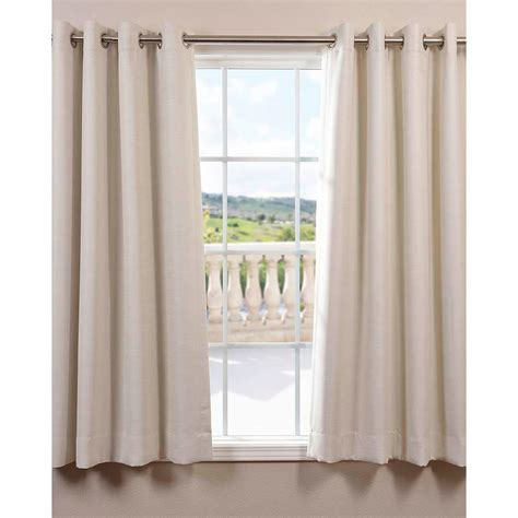 white blackout curtains grommet exclusive fabrics furnishings cottage white bellino