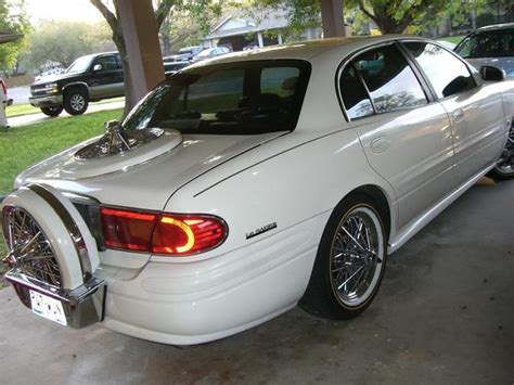 01 Buick Lesabre by Tlorenza 2001 Buick Lesabre Specs Photos Modification