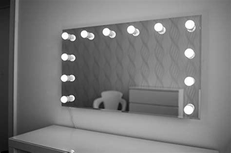 hollywood spiegel theaterspiegel spiegel mit gluehbirnen