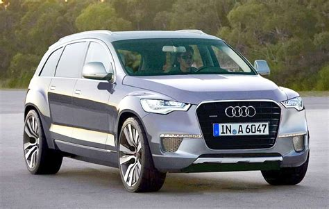 2019 Audi Q7 Features, Release Date And Redesign