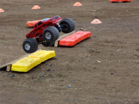 monster truck racing video monster trucks hit the dirt rc truck stop