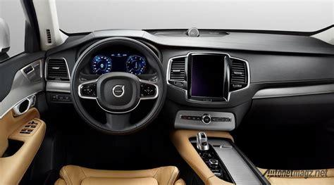 Gambar Mobil Volvo Xc90 by Volvo Xc90 2017 Interior Autonetmagz Review Mobil Dan