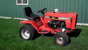 Ingersoll Garden Tractor Models